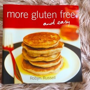 MORE GLUTEN FREE AND EASY COOKBOOK